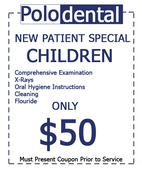 New Patient Special Children
