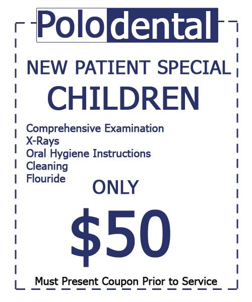 New Patient Special Children