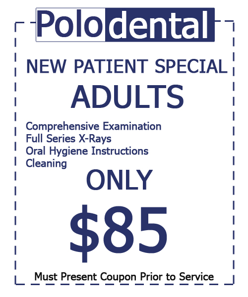 New Patient Special Adults
